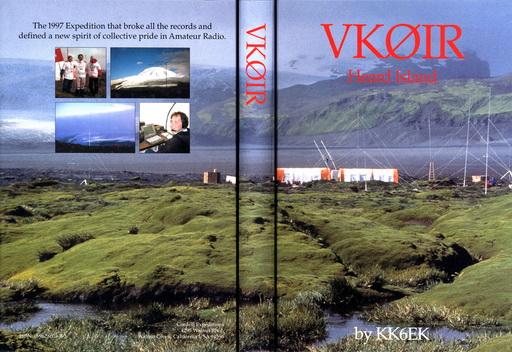 FREE VK0IR DX-pedition Book