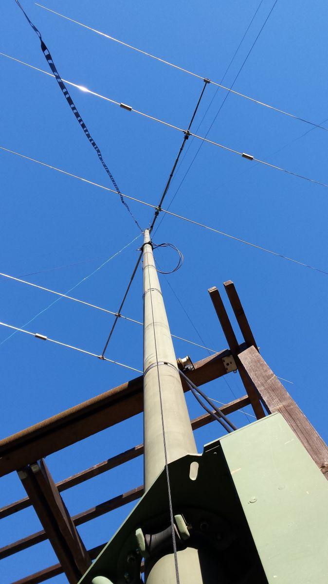 How to Get VK0EK in Your Log – Part 2 (Antennas!)  