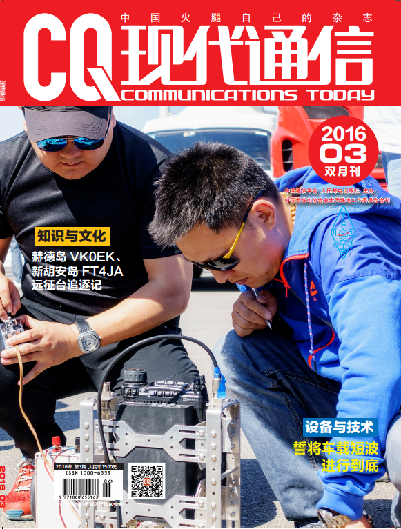 Communications Today cover